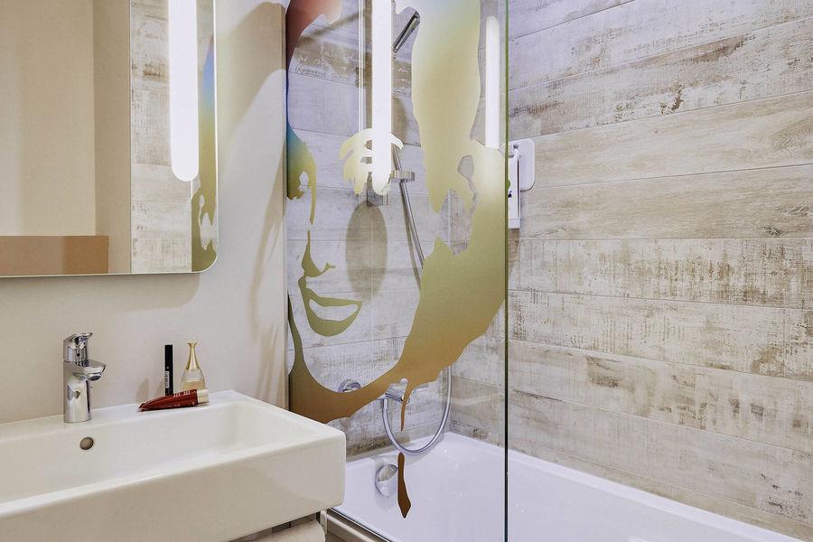 Hôtel Ibis Styles Hyères Centre Gare *** Salle de bain
