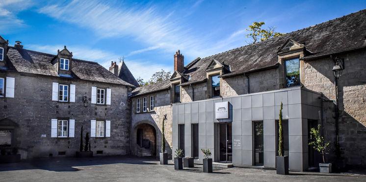 Salle séminaire  - Hôtel Château de Lacan ***