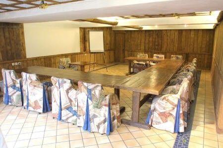 Relais du Bois Saint Georges *** Salle de séminaire