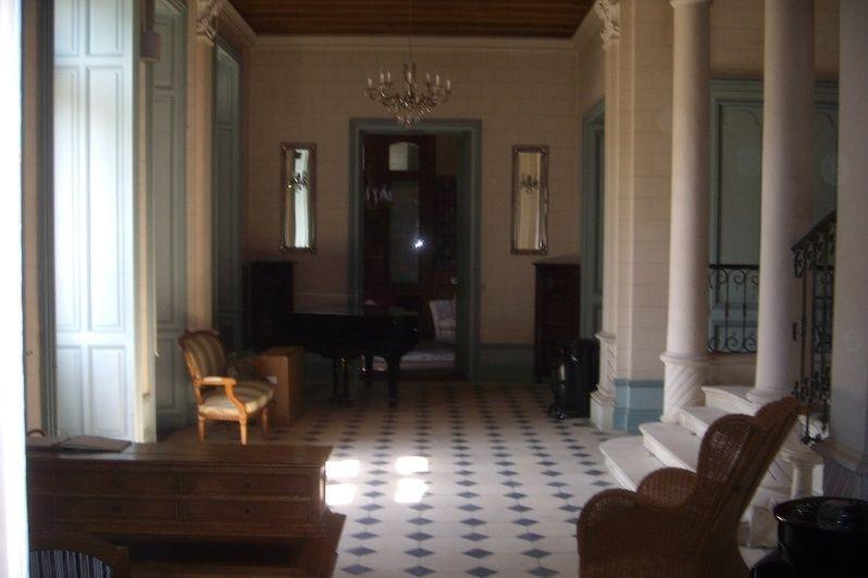 Château de l'Oseraie Foyer