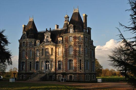 Salle séminaire  - Château de l'Oseraie