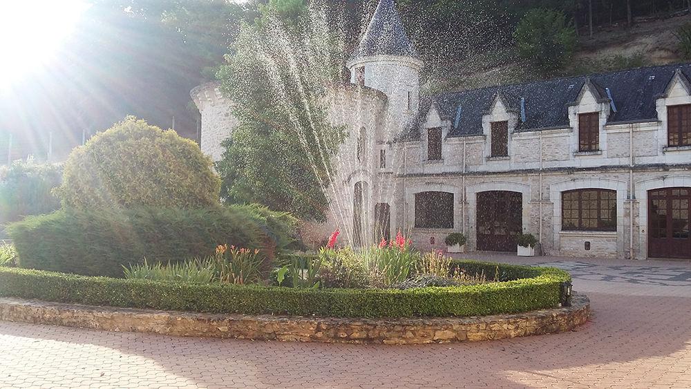 Château de la Fleunie *** Extérieur