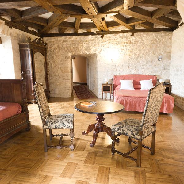 Château de la Fleunie *** Chambre
