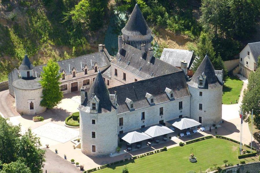 Château de la Fleunie *** 13