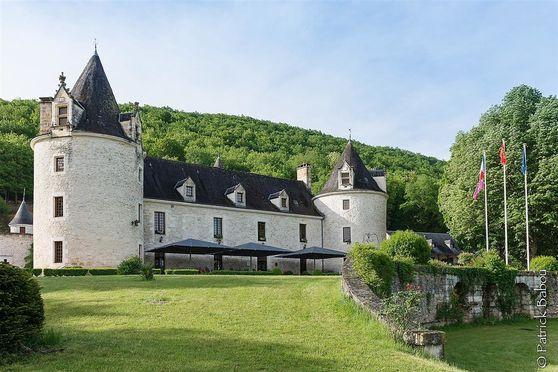 Salle séminaire  - Château de la Fleunie ***