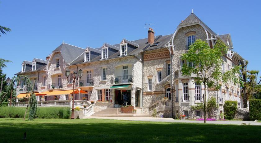 Hôtel Restaurant Logis Le Parc Sologne *** 1