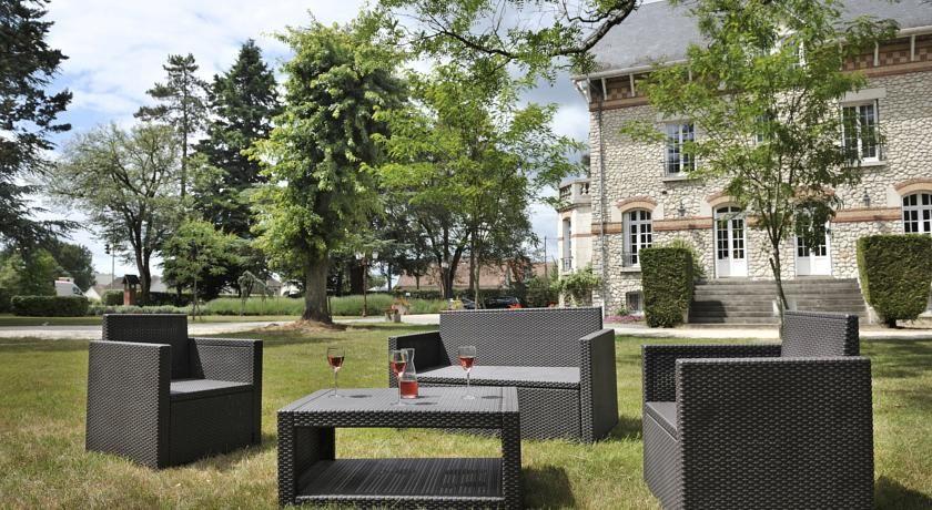 Hôtel Restaurant Logis Le Parc Sologne *** 6