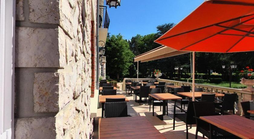 Hôtel Restaurant Logis Le Parc Sologne *** 27