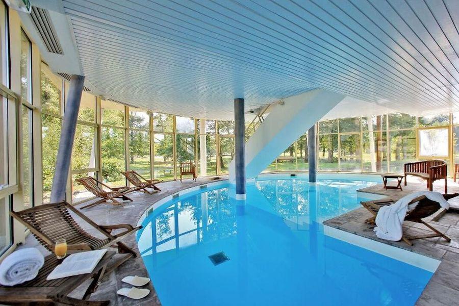 Hotel Restaurant des lacs D'halco *** 8
