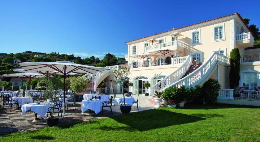 Althoff Hôtel Villa Belrose ***** 10