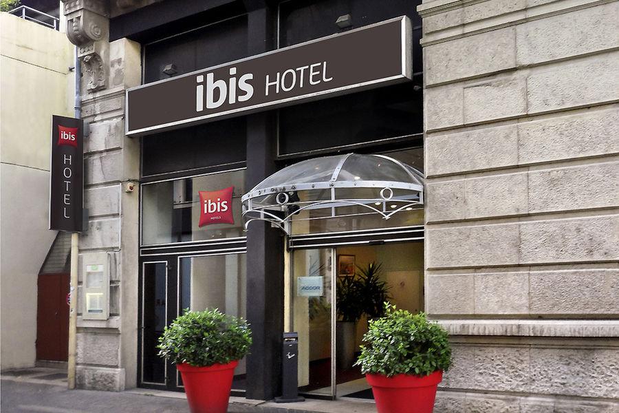 Ibis Grenoble Centre *** Extérieur