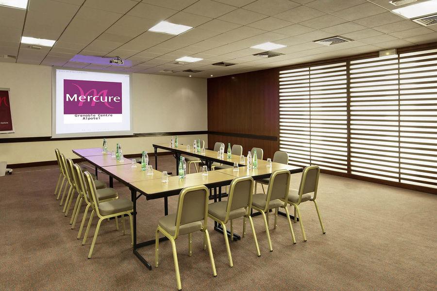Mercure Grenoble Centre Alpotel **** 6