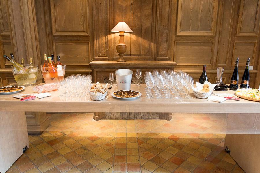 Château Sainte Roseline Proposition culinaire