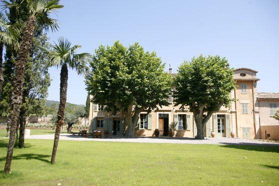 Salle séminaire  - Château Sainte Roseline