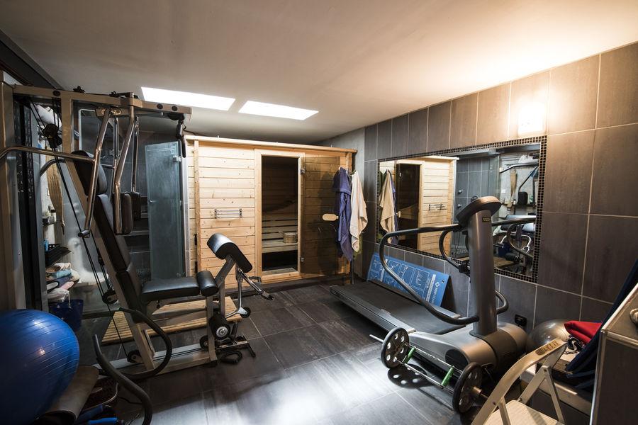 Loft Hardi Salle de fitness