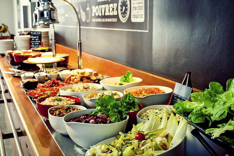 ibis Montelimar Nord *** Proposition culinaire