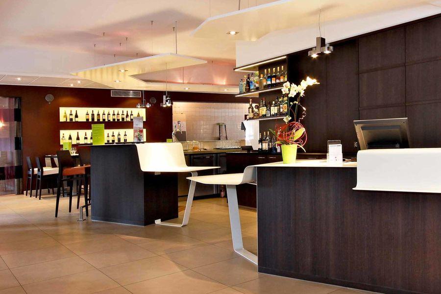 Mercure Luxeuil Les Bains Hexagone *** Restaurant