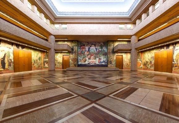 Palais de la Porte Dorée 5