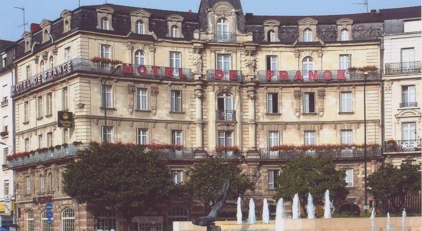 Hôtel de France **** 1