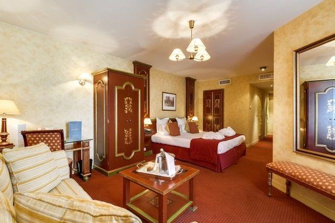 Villa Beaumarchais **** Chambre