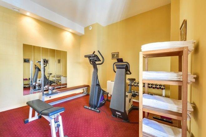 Villa Beaumarchais **** Salle de fitness