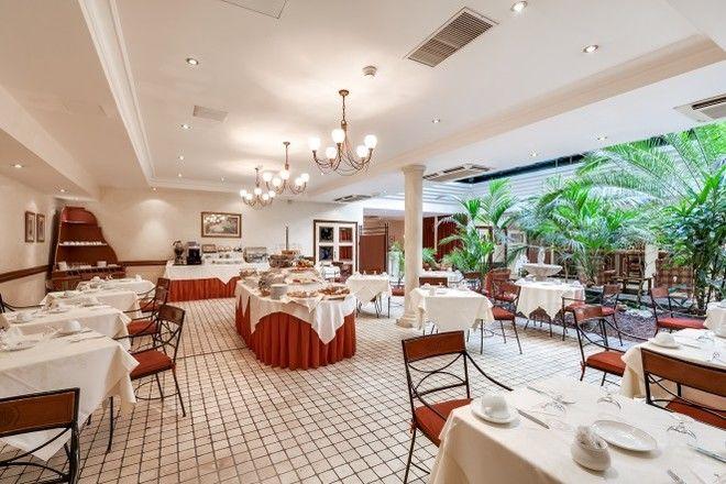 Villa Beaumarchais **** Restaurant