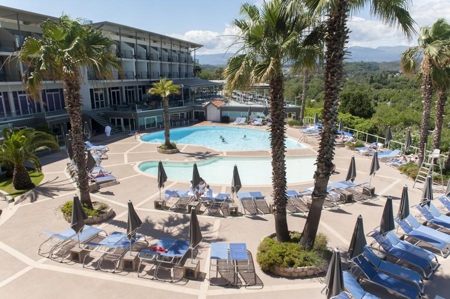 Hôtel Baie des Anges Thalazur Antibes **** 2
