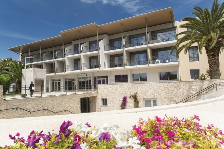 Hôtel Baie des Anges Thalazur Antibes **** 4