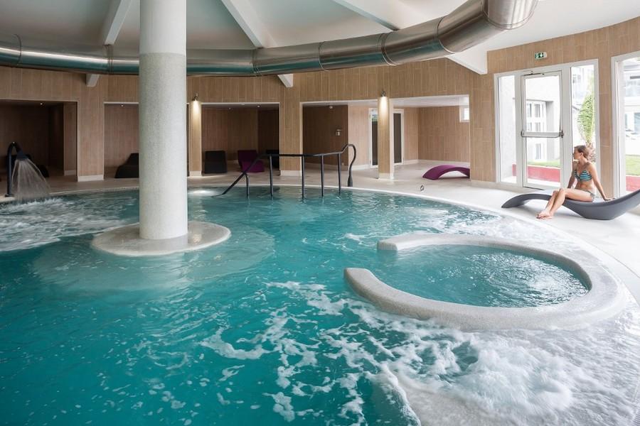 Hôtel Baie des Anges Thalazur Antibes **** 10