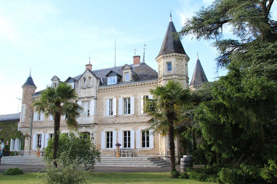 Château de Buros 12