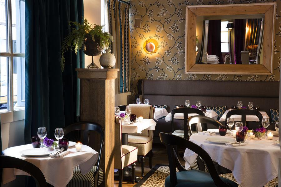 Le Saint Hotel Paris **** Restaurant