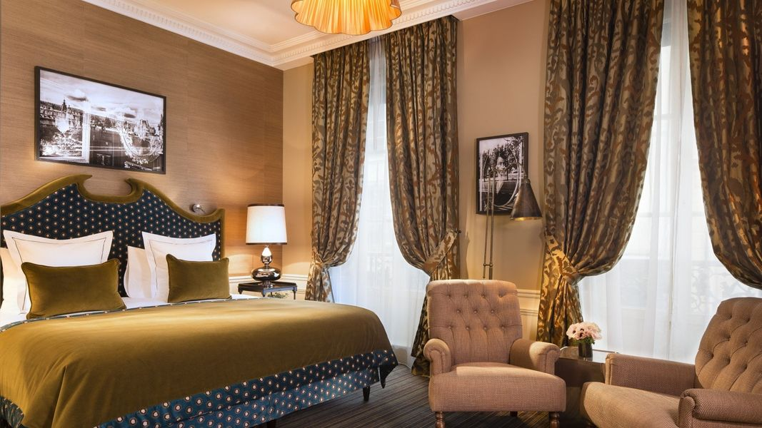 Le Saint Hotel Paris **** Cham