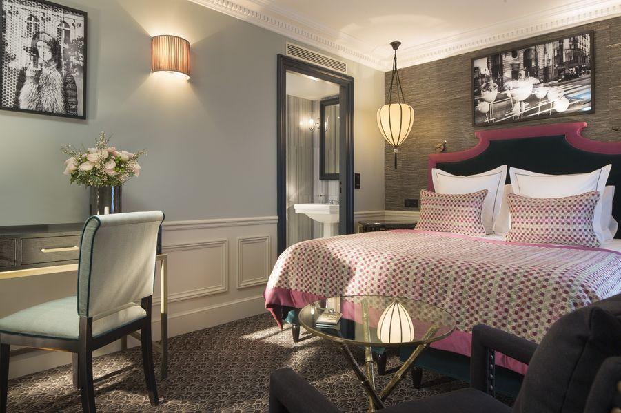 Le Saint Hotel Paris **** Chambre