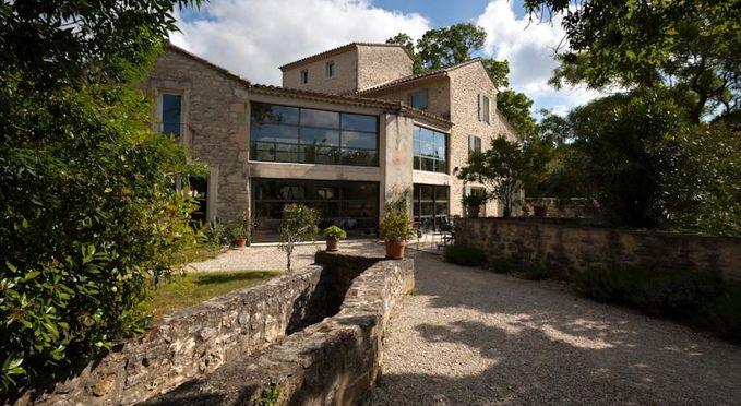 Salle séminaire  - Moulin de Valaurie ***
