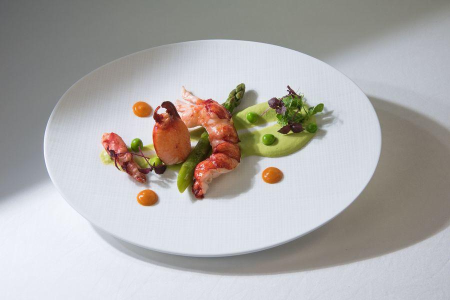 Villa Tri Men **** Proposition culinaire