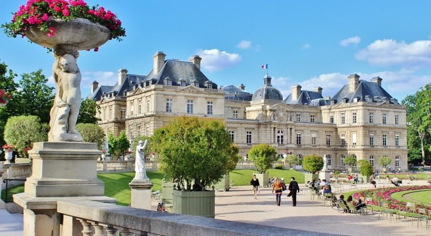 Hotel Observatoire Luxembourg *** 6
