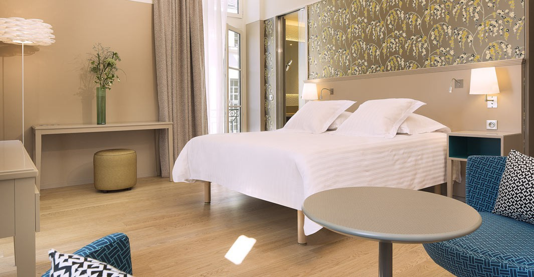 Hôtel Oceania Hôtel de France **** 1