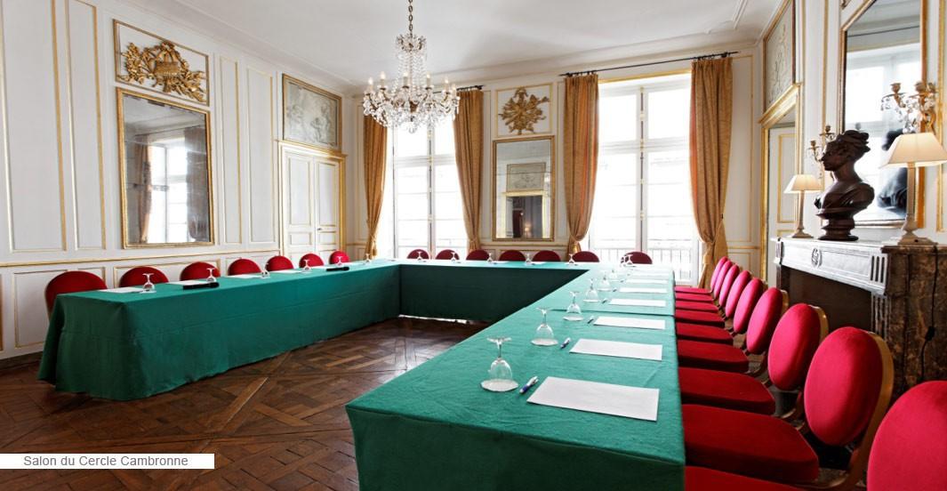 Hôtel Oceania Hôtel de France **** 8