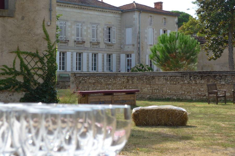 Château rouge  Extérieur