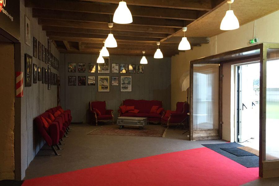 Château rouge  Intérieur