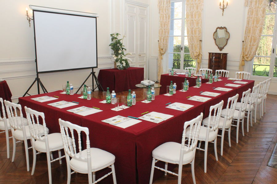 Château de Santeny Salle de réunion
