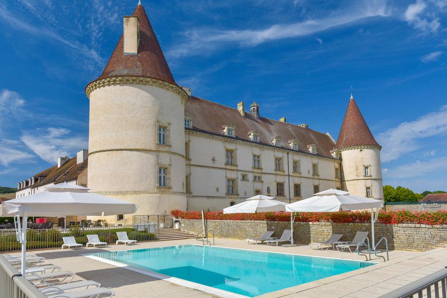 Hôtel Golf Château de Chailly **** 5
