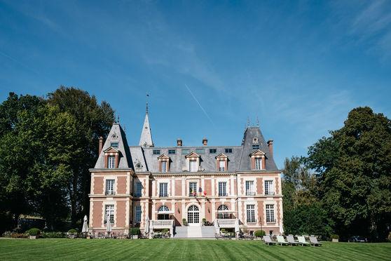 Salle séminaire  - Château Hôtel de Belmesnil