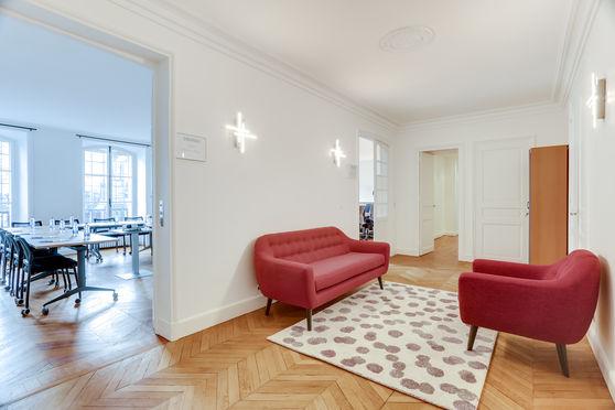 Salle séminaire  - Deskeo Paris Artois