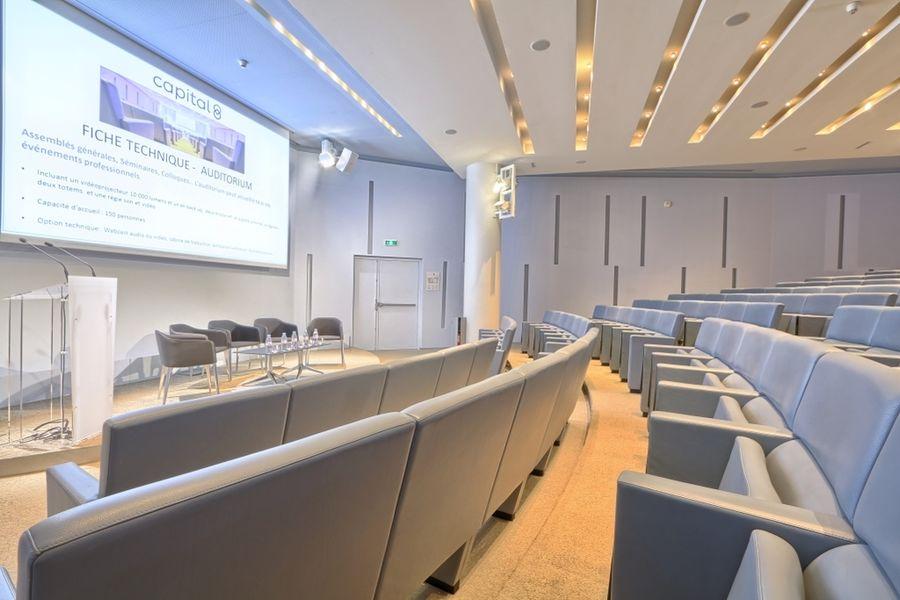 Centre de Conférences Capital 8 21