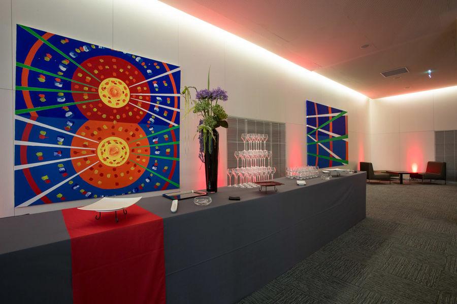 Centre de Conférences Capital 8 Salon