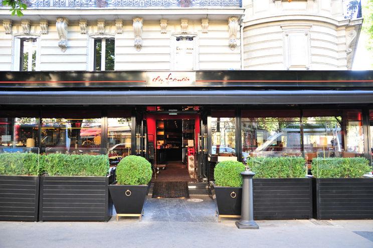 Chez Francis  Façade