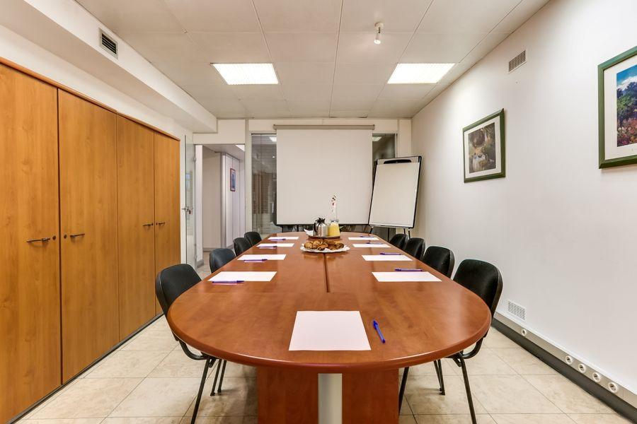 BuroNetwork Salle de réunion