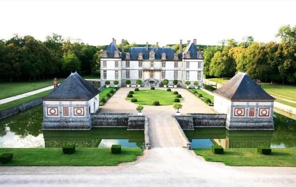Salle séminaire  - Château de Bourron