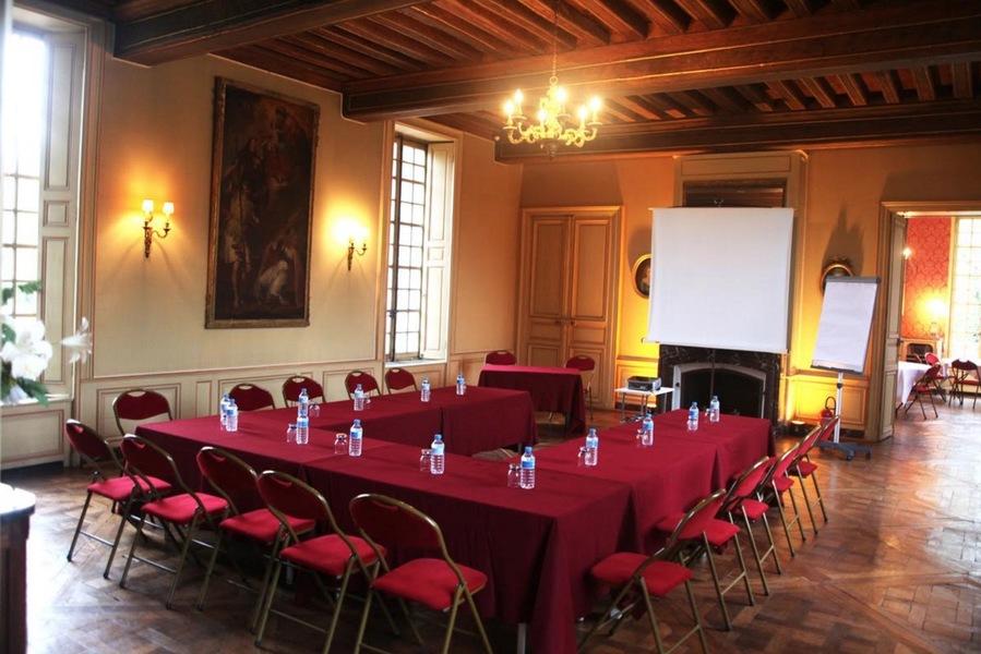 Château de Bourron Salon des Glaces